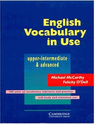 تصویر English Vocabulary in Use Upper-intermediate & Advanced