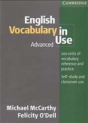 تصویر English Vocabulary in Use Advanced